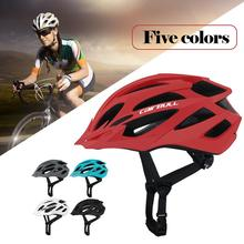 Bicycle Helmets Matte Men Women Bike Helmet Back Light Mountain Road Fully Shaped MTB Cycling
