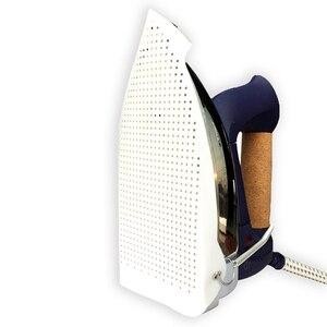 Image 1 - Universal Schutzhülle Mesh Abdeckung Bügeln Tuch Schutz Schützen Bord Bügeln 1PC 230*155mm 9.1*6,1 zoll eisen Abdeckung Bord