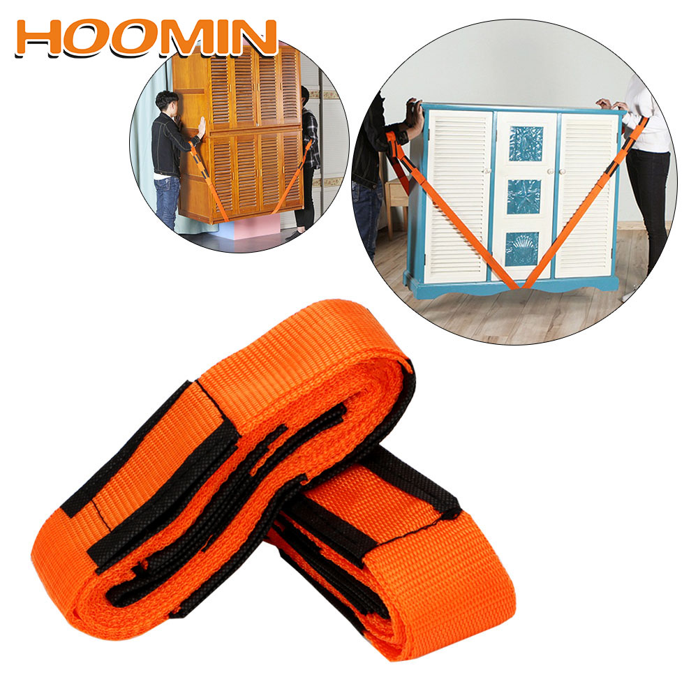 HOOMIN Shoulder Straps Carrying Rope For Home Move House Cleaning Tools Furniture Transport Belt Moving Strap 4pcs/setHOOMIN Shoulder Straps Carrying Rope For Home Move House Cleaning Tools Furniture Transport Belt Moving Strap 4pcs/set