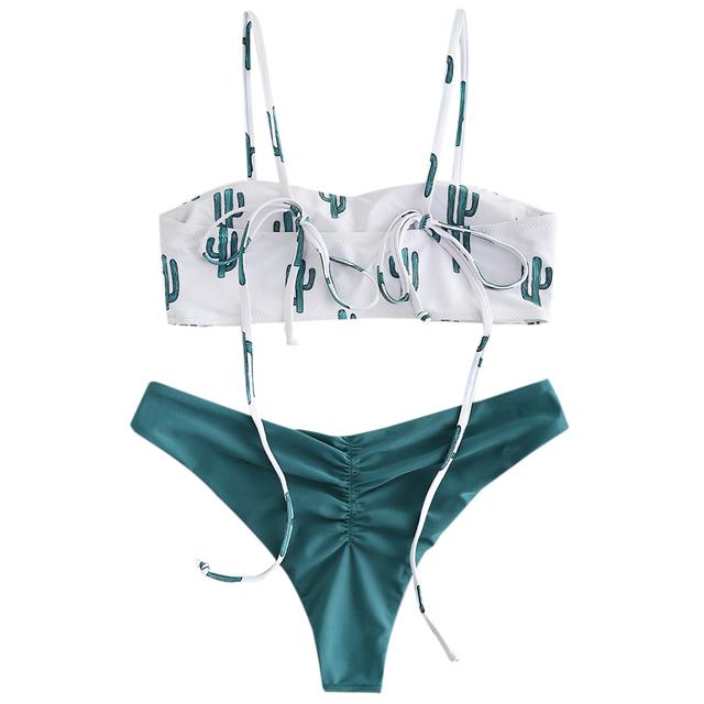 Reversible Cactus Bikini