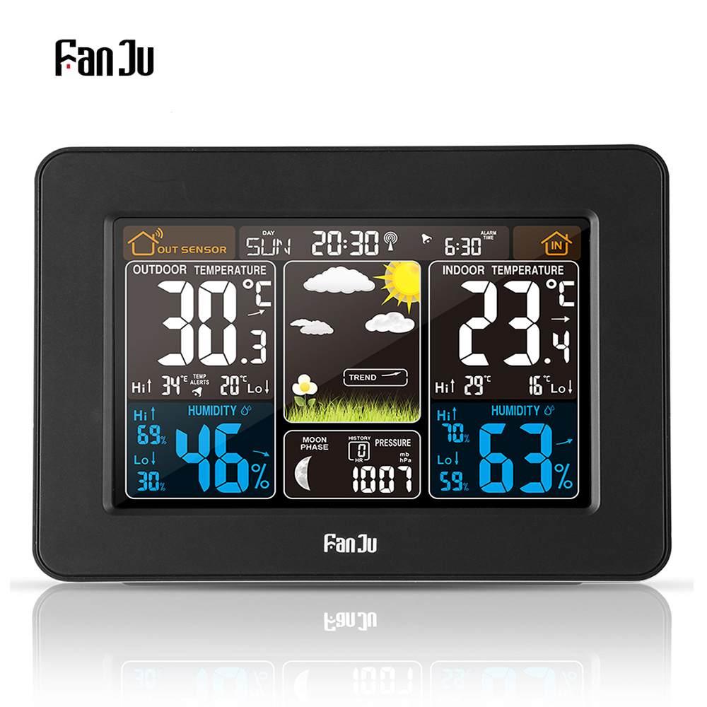 метеостанция fanju fj3365