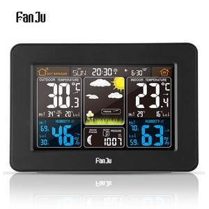 FanJu FJ3365 EU/US Plug Weathe