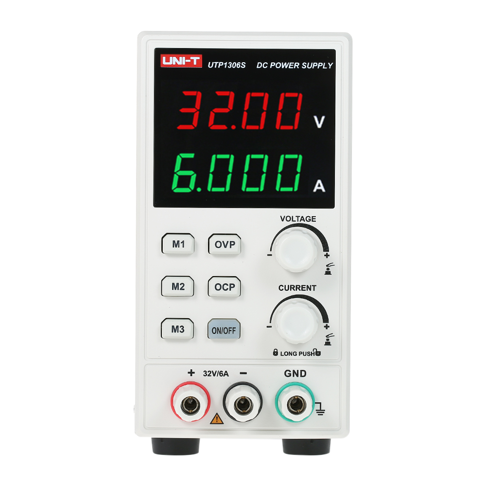DC Switching Power Supply 4 Digits voltage regulator LED 0 32V 0 6A High Precision Mini