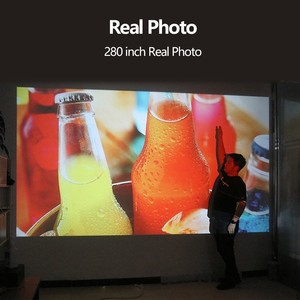 Image 5 - AUN projecteur Full HD M18UP, 1920x1080P, Android 8.0 WIFI vidéoprojecteur, projecteur LED pour Home Cinema 4K (en option M18 AC3)