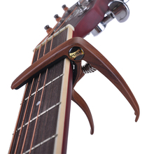 Zinc Alloy Guitar Capo with Pin Puller for Acoustic Electric Guitars Tune Clamp Quick Trigger Release guitar capo guitar accessories trigger capo with 6 free guitar picks for acoustic and electric guitars also ukulele and banjo