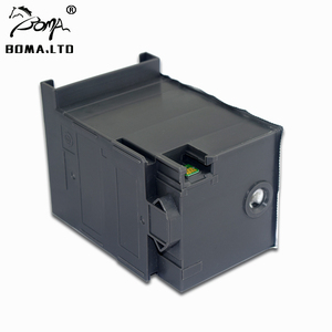 Image 5 - T6714 Maintenance Tank Ink Cartridge For EPSON WorkForce Pro WF C8690 WF C869R C8190D3TWC C8610 C8190 Waste Ink Tank