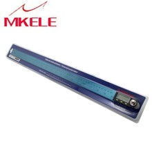 0-500mm Angle Ruler Stainless Steel Digital Goniometer Finder Meter High Accuracy