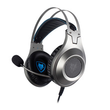 usb Headset Gaming Eat Chicken Game Wired Computer Head Wearing Type 3.5mm