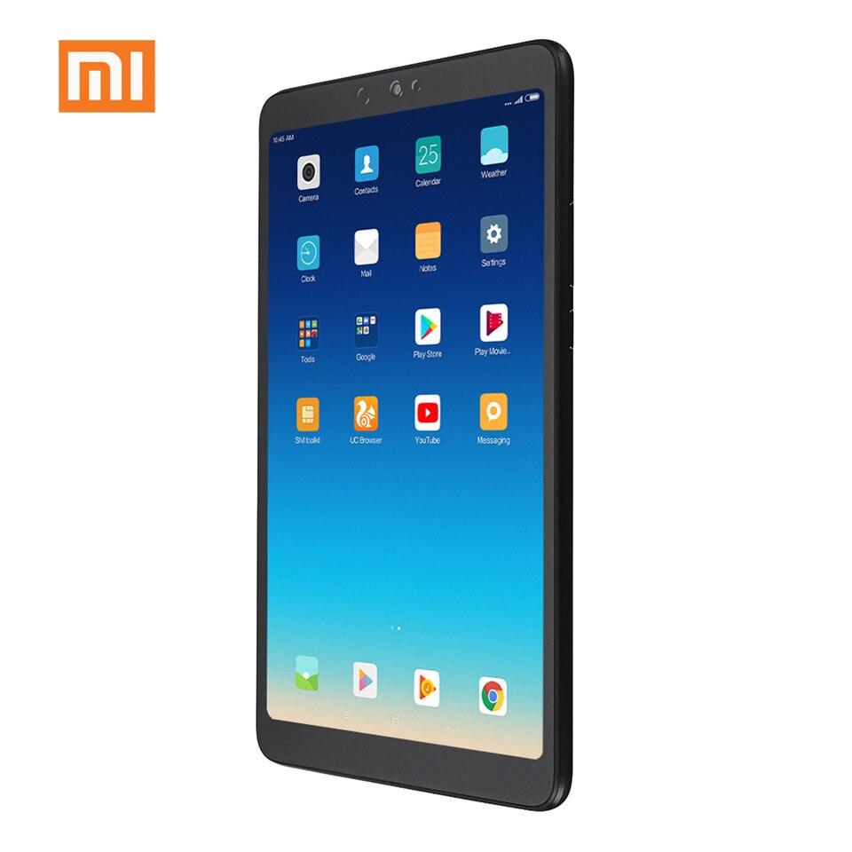 XIAOMI Mi Pad 4 4 GB + 64 GB CN ROM WiFi boîte d'origine Snapdragon 660 8 pouces tablette PC noir