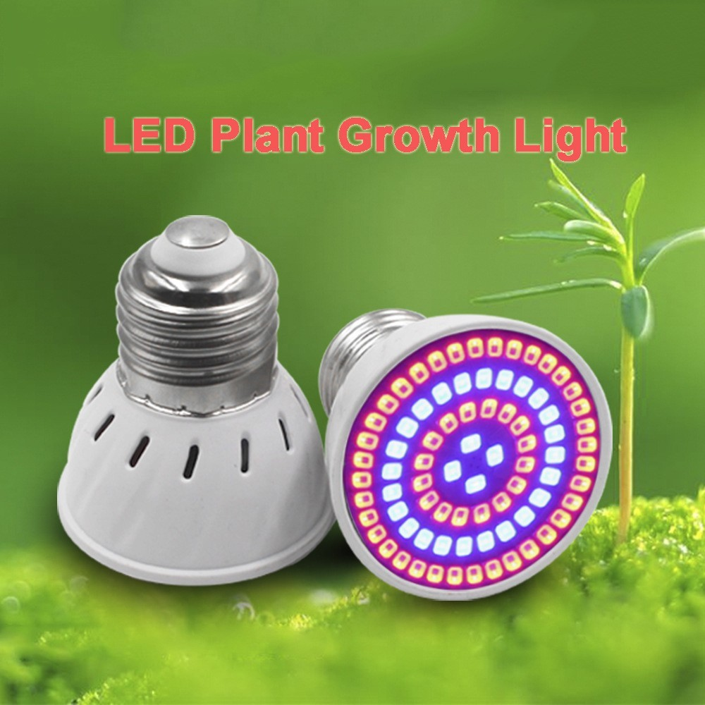 GU10 110V And 220V Led Growing Light For Garden Indoor Plant LED Grow Light Quality LED Red Light Spectrum For Plant Growing