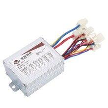 24 V/36 V/48 V 250/350/500W Матовый контроллер коробка для велосипеда электрического мотора электровелосипеда