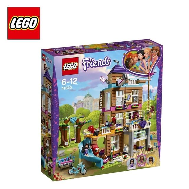 Конструктор LEGO Friends 41340 Дом дружбы