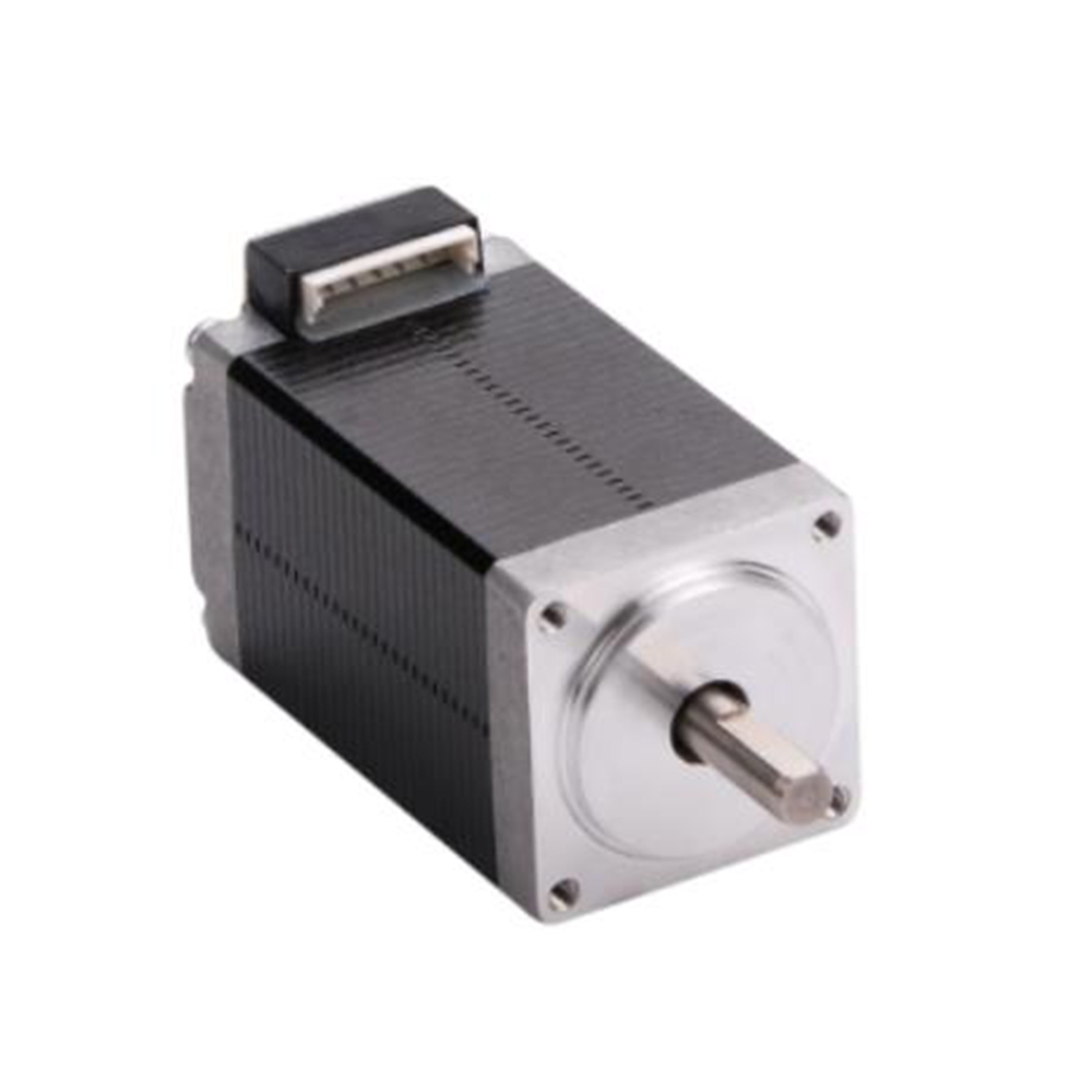 Length 28 48 60mm Bipolar 34 40 Single//Double Shaft Nema 17 Stepper Motor