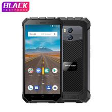 Ulefone Armor X IP68 Waterproof Mobile Phone Android 8.1 5.5 HD Quad Core 2GB+16GB NFC Face ID Wireless Charge Smartphone