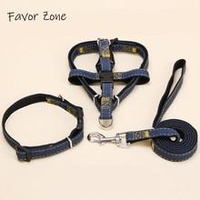 Adjustable Pet Collar Harness Vest Nylon Dog Retractable Puppy Leash Walking Set Small Medium Dogs Cats pets Accessories