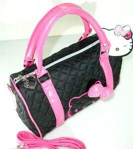 Image 2 - Nowa torebka Hello Kitty z paskiem na ramię torebka YE 48064BPa3