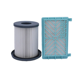 2pcs Household Cleaning Filter For Philips FC8732、FC8733、FC8734、 FC8736、FC8738、FC8740、FC8748 Vacuum Cleaner Replacement Parts