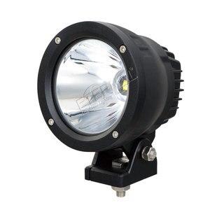 pair 25W Cannon LED spotlight