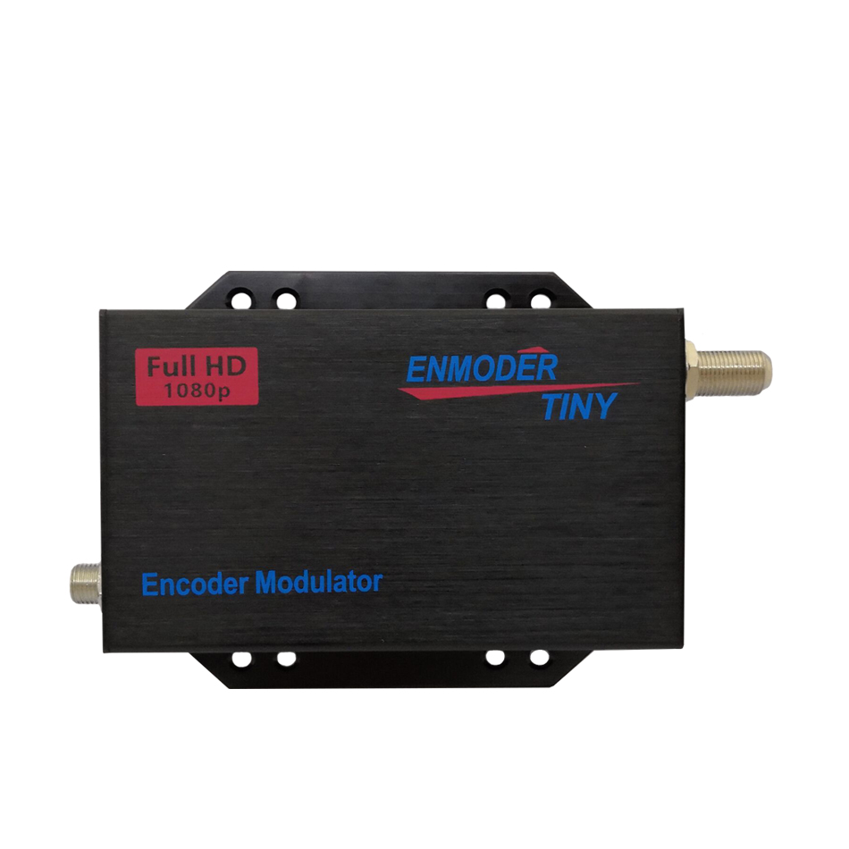HDMI to DVB T IP control digital Encoder Modulator DVB T RF Modulator V202WT