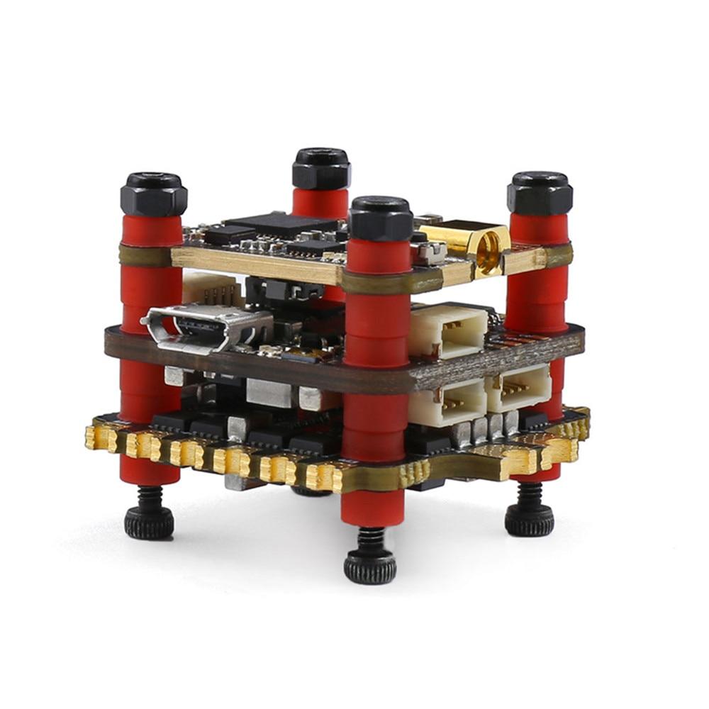 20x20mm Geprc Stable V2 F4 pile F4 contrôleur de vol AIO OSD BEC & 30A BL_S/35A BL_32 4in1 ESC & 500 mW VTX pour Drone RC