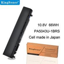 KingSener 10.8V 66WH Laptop Battery for Toshiba R930 R835 R830 R700 R840 R845 R940 PA5043U-1BRS PA3832U PA3929U-1BRS PABAS265