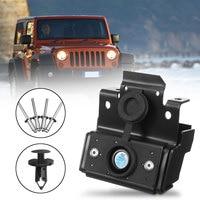 Seção inteligente Capa Parafuso de Bloqueio Para Jeep Wrangler JK para 2007 2017 #7026128 Acessórios Do Carro Auto Peças de Reposição|Travas e ferragens| |  -