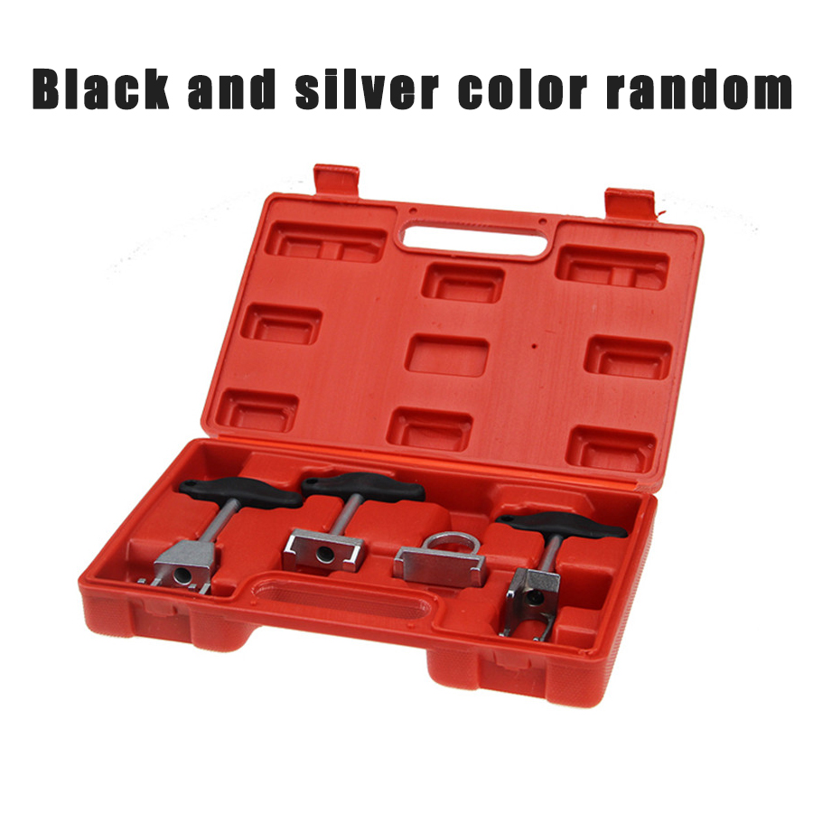 red DPL Tools 4pcs Automotive Repair Tools of Ignition Coil Spark Plug Puller for VW Audi T10094A T10095A T10166 T40039