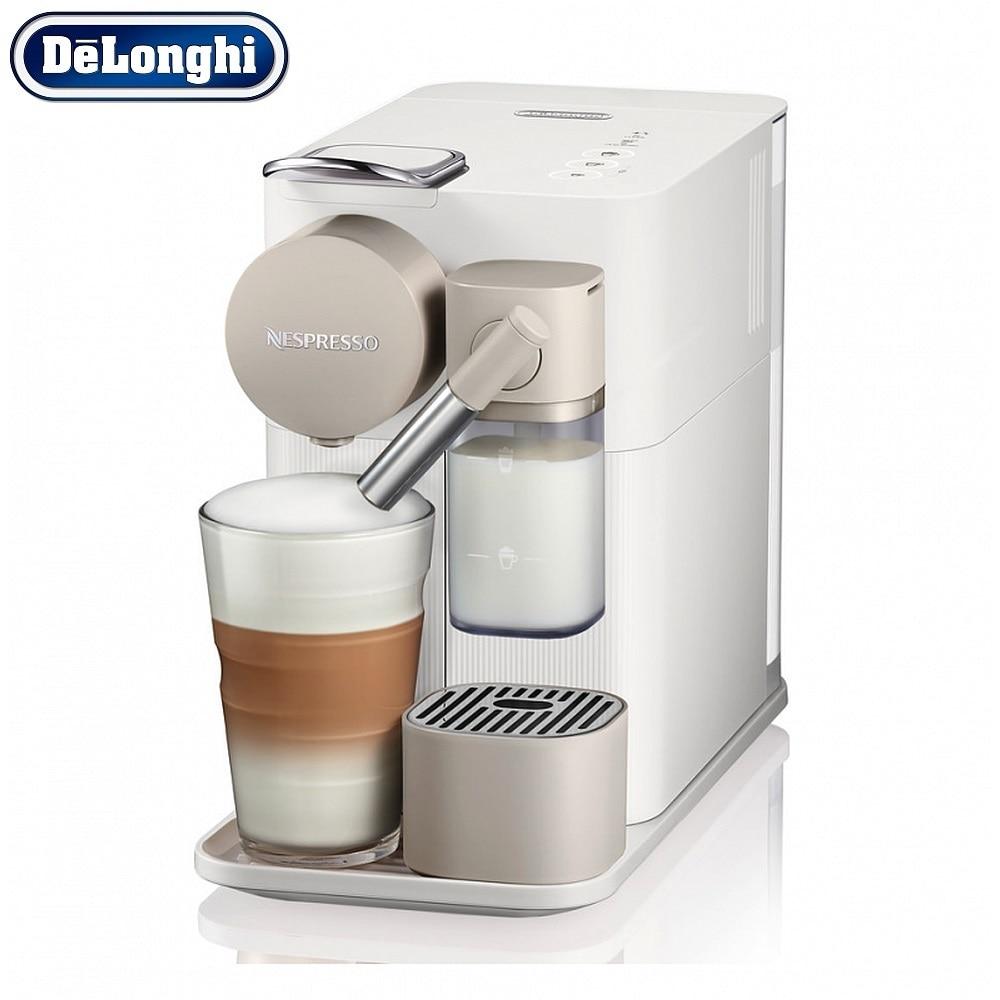 Capsule coffee Machine DeLonghi EN 500 W kitchen Coffee Maker Coffee machine capsule Household appliances for kitchen eco friendly convenience automatic yogurt maker machine 15w 1l
