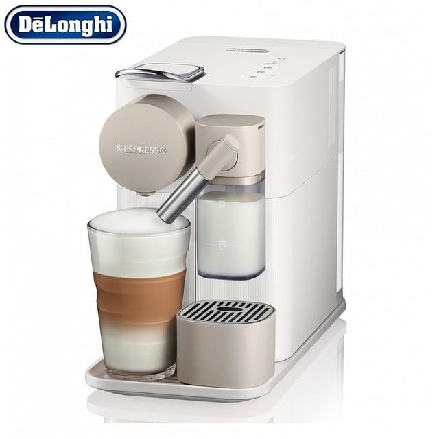 Капсульная кофемашина Nespresso De'Longhi Lattissima One EN 500 W