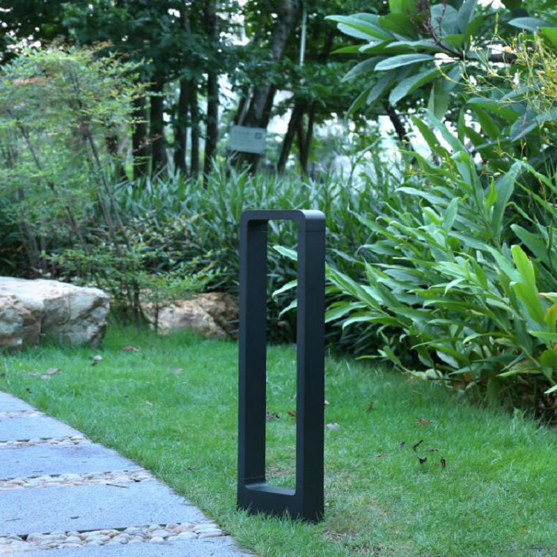 IP65 Waterproof Good Selling LED Bollard Light For Landscape Garden Yard Square Outdoor Lighting 15W COB LED Lawn Lamp|LED Lawn Lamps| |  - title=