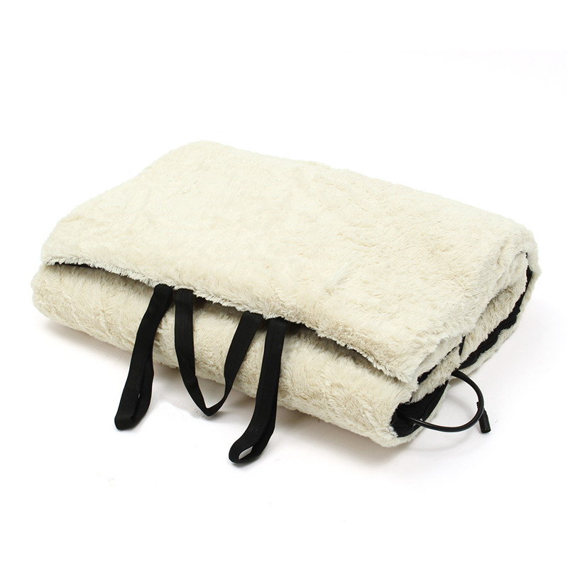 220V Smart Electric Massage Mat Heating Blanket Mattress Vibrating Massage Back Neck Body Muscle Relax Sofa Bed Household Travel