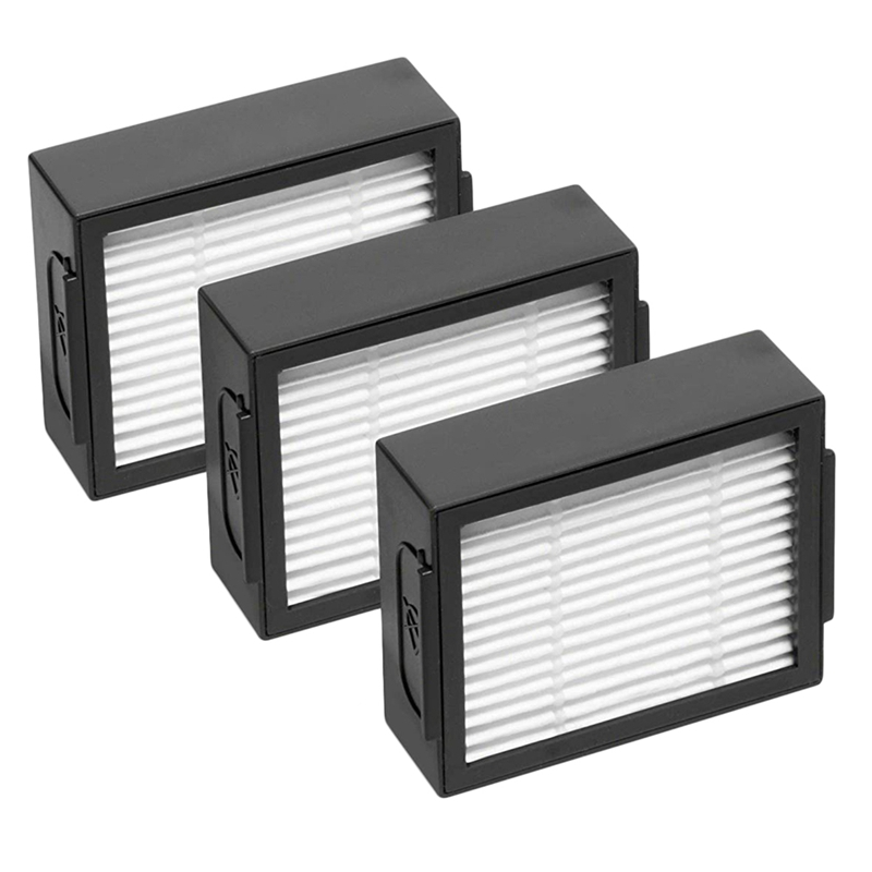 Replacement Parts For-Irobot Roomba I7 And I7+ High-Efficiency Filters (3-Pack)Replacement Parts For-Irobot Roomba I7 And I7+ High-Efficiency Filters (3-Pack)
