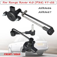 2Pcs Ride Height Level Sensor ANR4686 ANR4687 For Land Rover Range Rover P38 2.5L 4.0L 4.6L SUV 1997 2002