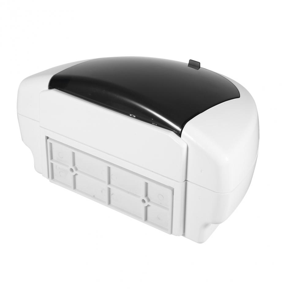 Image 4 - 500ml dispensador de sabão automático mão livre sensor chuveiro  shampoo líquido sabão loção caixa fixado na parede do recipiente de  sabão para cozinhaDispensadores de sabão líquido