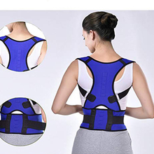 Posture Correct Humpback Correction Spinal Curved Orthosis Fixation Back Brace Spine Back Orthosis Scoliosis Lumbar Support все цены