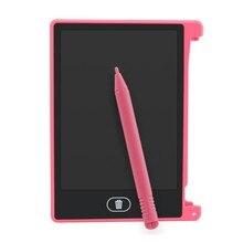 CHUYI 4.4 Inch LCD Writing Tablet Mini Digital Electronic Art Notepad Ultra Thin Handwriting Pad Memo Drawing Board For Kids