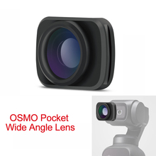 OSMO Pocket Mini Portable Wide angle Camera Lens /Macro Lens For DJI OSMO Pocket Magnetic Camera Lens Accessories