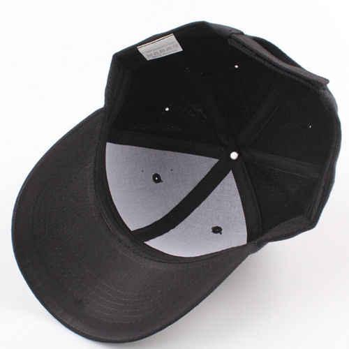 Erkekler Kadınlar Yaz Katı Snapback At Kuyruğu Beyzbol yuvarlak şapka Açık spor şapkaları Ayarlanabilir Golf Şapka Beyaz Siyah Kırmızı