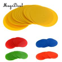 12 Pcs 9inch Colorful PVC Spot Markers for Sports Drills and