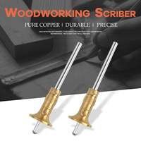Woodworking scriber Manual Mini Mark Scraper Scriber For Carpenters Professional Marking Tool Micro Adjust Head