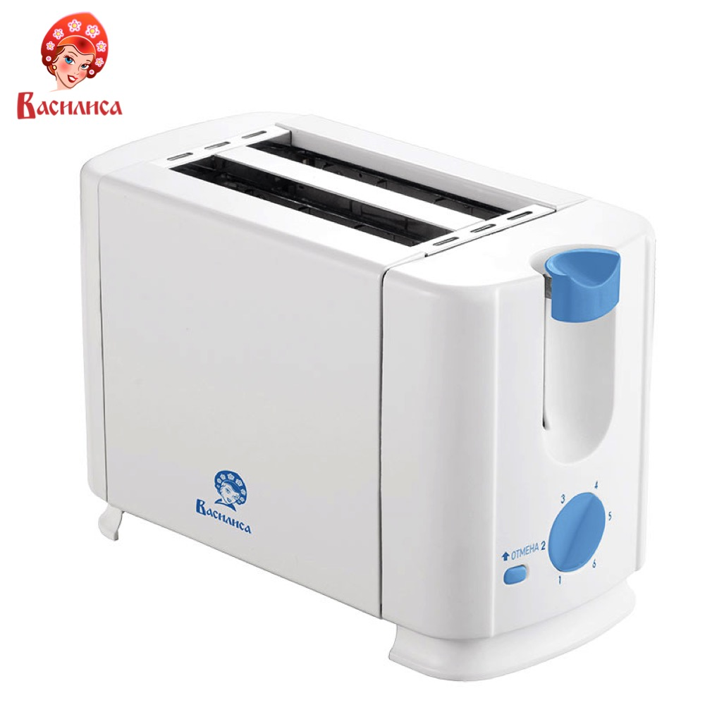 цена на Toasters Vasilisa 0R-00001362 Cooking Appliances Toaster TC5-700 with decoration Delicious bread breakfast