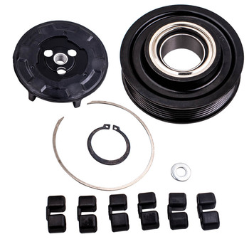 8E0260805CA Air Compressor Pulley Clutch Kit Air Conditioning for Audi A4 A6 A8  4E0260805J  4E0260805N