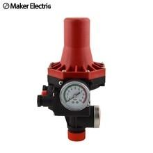 IP65 1.1kw,1.5kw  Automatic pressure control switch for water pump MK-WPPS07 110V-120V or 220v-240V 50/60Hz adjustable standing desk 110v 240v 50 60hz free shipping to west asia