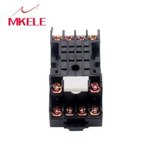 цена на IMC Hot PYF14A DIN Rail Power Relay Socket Base 14 Pin for MY4NJ HH54P MY4