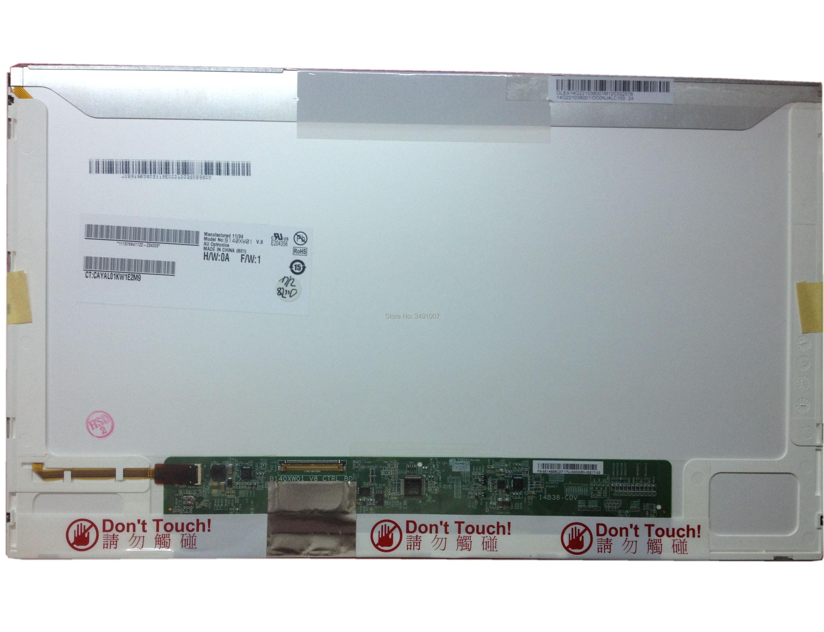 LALAWIN B140XW01 V.8 fit HB140WX1-100/200 N140BGE-L23 LTN140AT02 LTN140AT26 B140XW01 V.9LALAWIN B140XW01 V.8 fit HB140WX1-100/200 N140BGE-L23 LTN140AT02 LTN140AT26 B140XW01 V.9