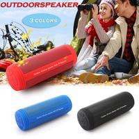 Multifunctional Outdoor Bluetooth Speaker T3 Waterproof Outdoor Wireless Bluetooth Subwoofer Box Portable Bluetooth Speaker