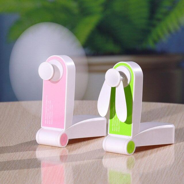 Mini Ventilatore Elettrico Portatile USB 2