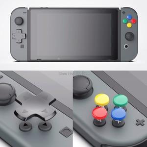 Image 2 - Skull & Co. D Pad Button Cap Set Thumb Grip for Nintend Switch Joy Con Controller Joystick Cover