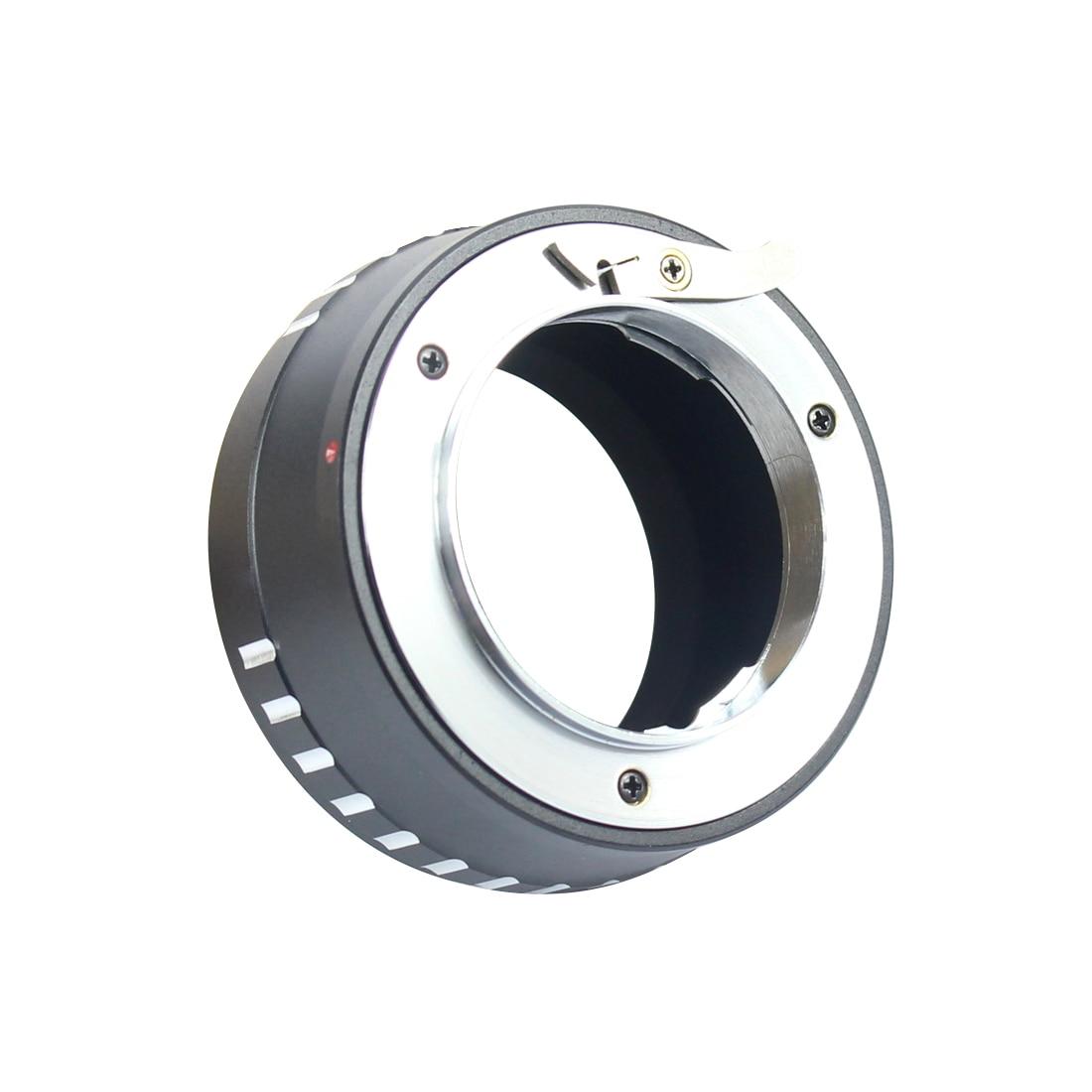 De aleación de latón lente de la Cámara de anillo adaptador parte para Exakta EXA para Sony NEX E montaje NEX7 NEX-5N NEX5 NEX3 convertir adaptador de lente