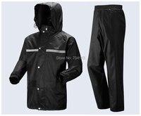Raincoat suit big size Motorcycle bicycle rain suit men and women rain Wear Loose poncho fishing camping outdoor rain clothing